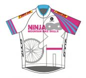 Ninja Mountain Bike Skills