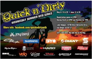 Quick & Dirty MTB Race Series