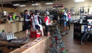 JRA Bike and Brew with Ninja Mountain Bike Skills