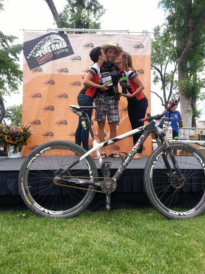Fire Road 100 Course Pre-view   Cedar City, Utah – July 1-2, 2014