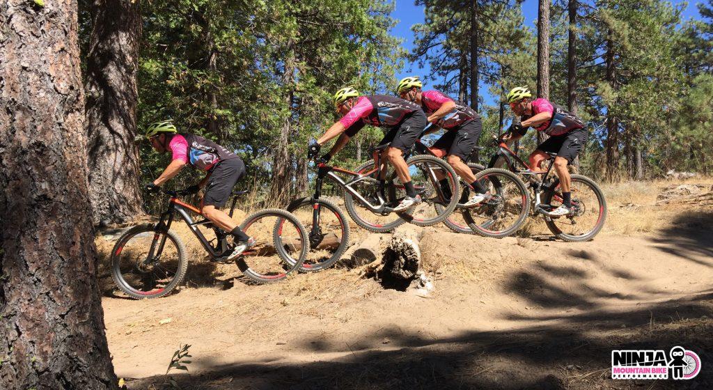 mountainbike_skill_log_over_ninja