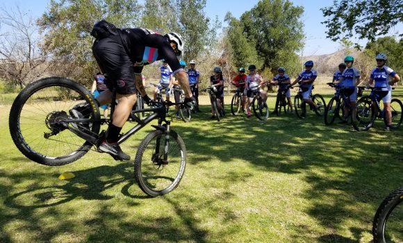 Mountain Bike Youth Summer Camp
