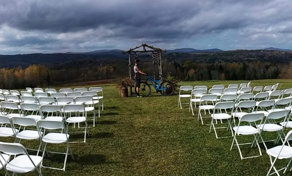 Saying 'I Do' to the Kingdom Trails in Vermont
