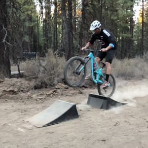 The What, Why, and How of Jumping your Mountain Bike