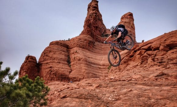 Destination Spotlight: Shred the Red in Sedona, AZ
