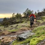 Eric Neely rides Syncline