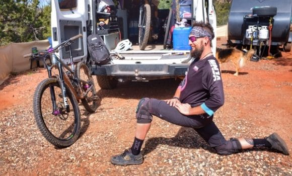 10 Yoga Moves for Mountain Bikers