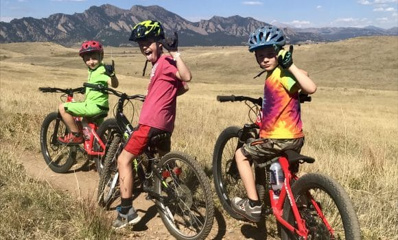 11 Tips For Getting Your Kid Shredding On Their Bike